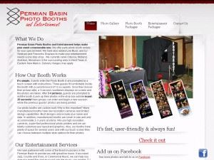 Permian Basin Photo Booths and Entertainment