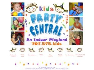 Kids Party Central