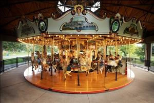 The Heritage Carousel of Des Moines