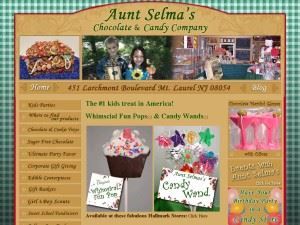 Aunt Selma's Candy