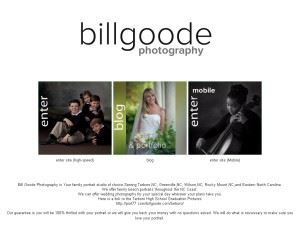 Bill Goode Photography Llc
