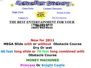 Acme FUN Factory INC