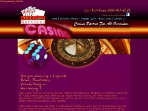 D&E Casino Services,LLC