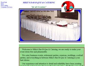 Mike's Bar-B-Que and Catering