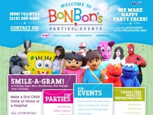 Bonbon's Parties and Events