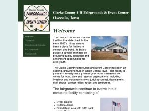 Clarke County Fairgrounds EVNT