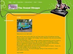 The Sound Shoppe DJ Service