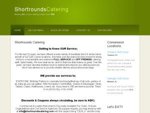 Shortrounds Catering