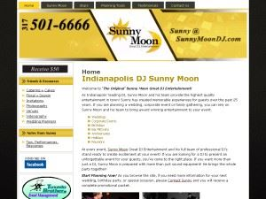 Sunny Moon Great DJ Entertainment