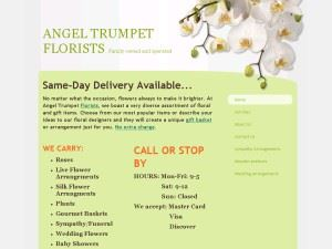 Angel Trumpet Florists