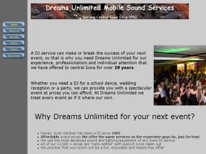 Dreams Unlimited Mobile Sound Services
