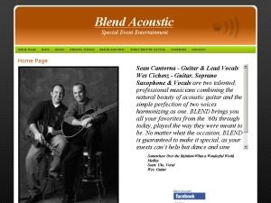Blend Acoustic Duo