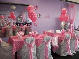 MY Girly Party