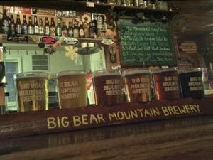 Big Bear Mountain Brewery