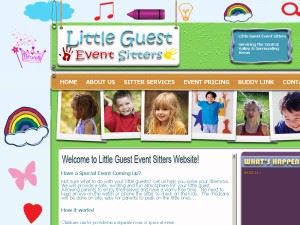 Little Guest Event Sitters
