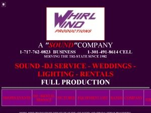 Whirl Wind Productions