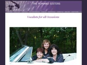 The Romano Sisters