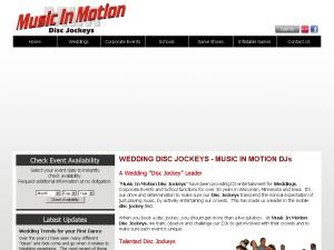 Music In Motion Disc Jockeys