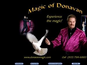 Magic of Donavan