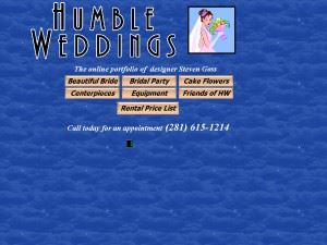 Humble Weddings