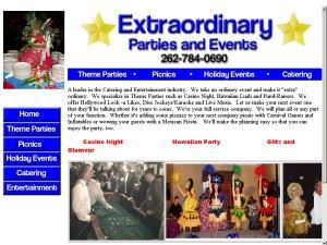 Extraordinary Parties and Events