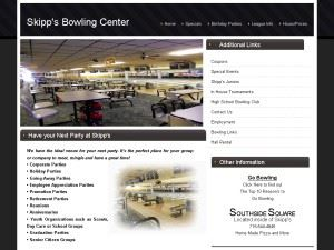 Skipp's Bowling Center