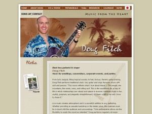 Doug Fitch Hawaiian Slack Key