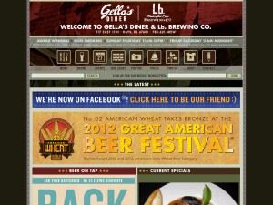 Gellas Diner & Liquid Bread Brewing Company