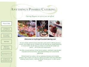 Anthing's Possible Catering