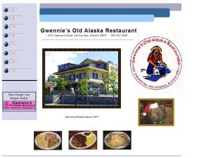 Gwennies Old Alaska Restaurant