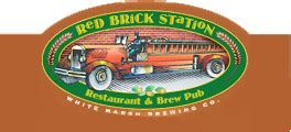 White Marsh Brewing Company-Red Brick Station