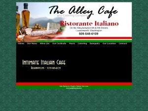Alley Cafe and Catering CO