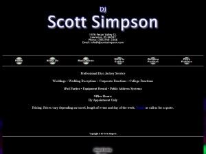 DJ Scott Simpson