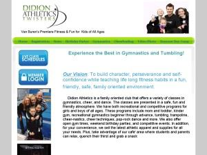 Didion Athletics Gymnastic Academy