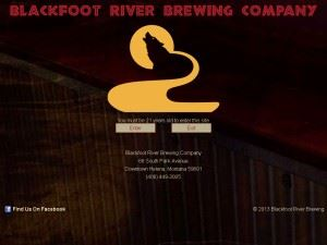 Blackfoot River Brewing Company