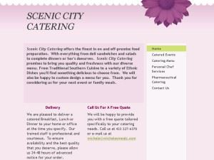 Scenic City Catering
