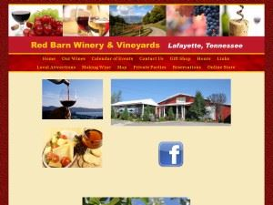 Red Barn Winery and Vineyards