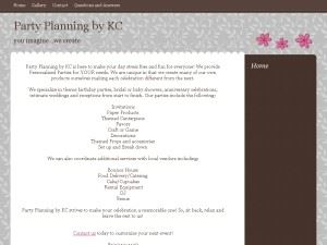 Party Planning by KC