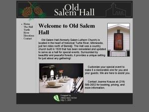Old Salem Hall