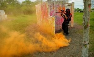 Official Paintball Games of TX