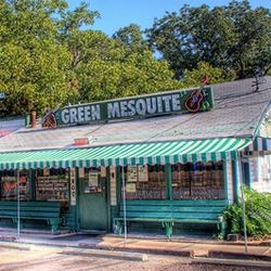 Green Mesquite BBQ and More