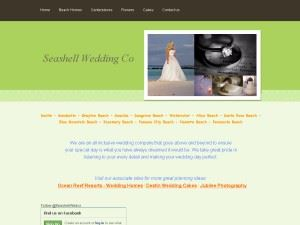 Seashell Wedding Company
