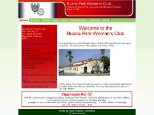 Buena Park Woman's Club