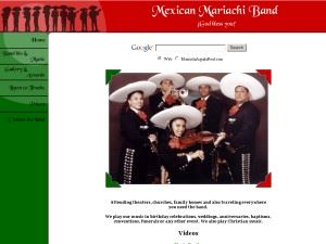 MEXICAN MARIACHI BAND AGUILA REAL
