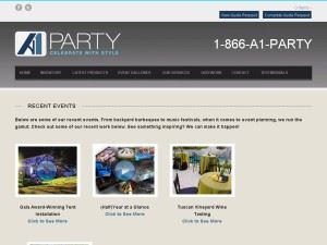 A-1 Event and Party Rentals