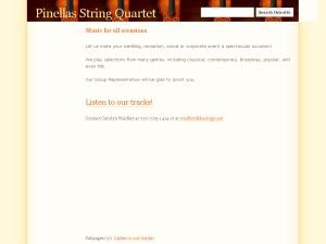 Pinellas String Quartet