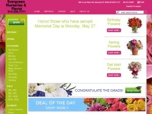 Evergreen Nurseries And Florist