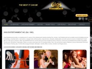 Gigs Entertainment Inc.