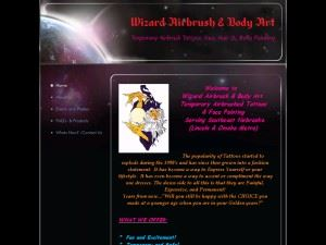 Wizard Airbrush & Body Art
