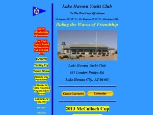 Lake Havasu Yacht Club